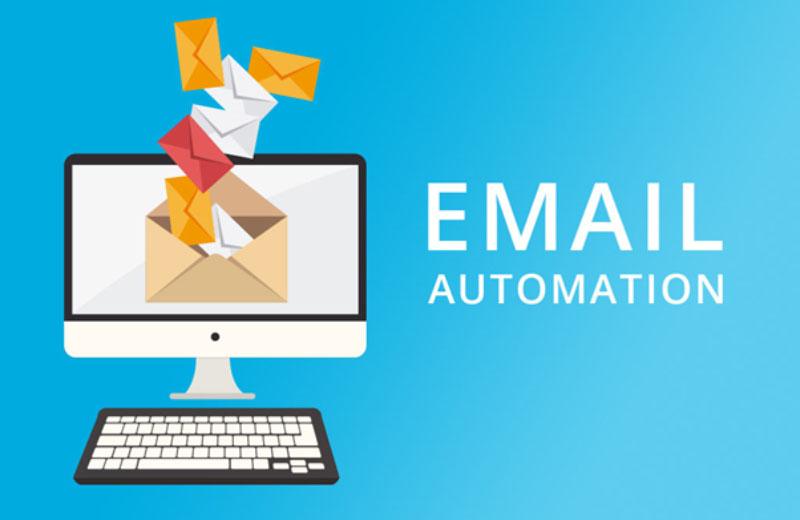 Web bán mail tự động