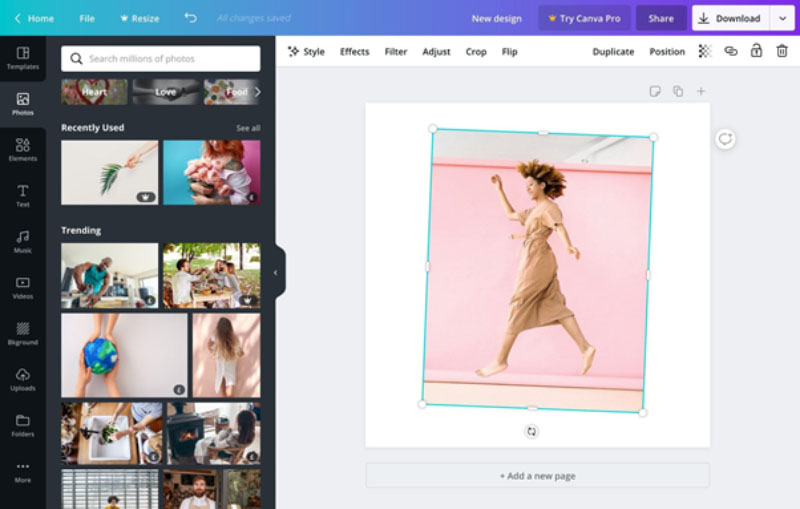 Phần mềm thiết kế ảnh bìa Facebook